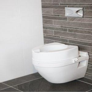 Toiletverhoger Ibiza 15 cm