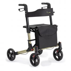 Rollator-MultiMotion-Double-Champagne