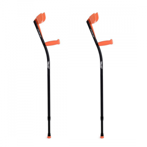 1708015-2 - Let's Twist Again Elleboogkrukken Oranje