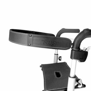 2512103 - Trust Care Rollator Rugband Zwart