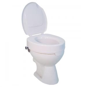 Toiletverhoger Clean met Deksel