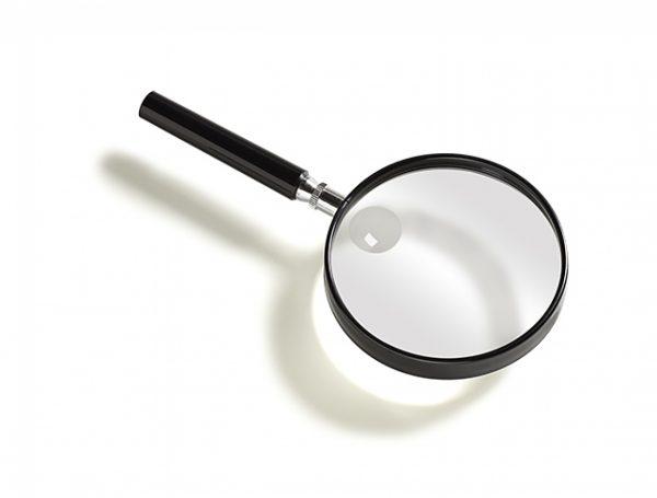 1713010 - Vergrootglas Rond 9 cm