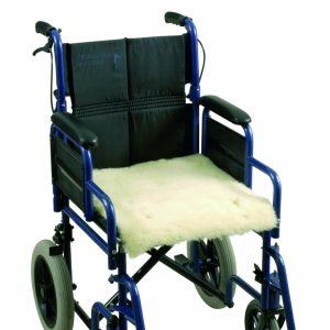 1711105 - Schapenvacht voor rolstoel