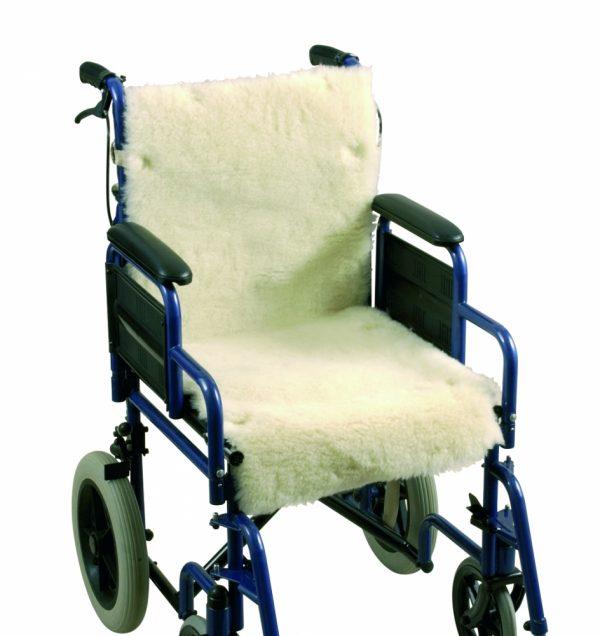 1711106 - Schapenvacht voor rolstoel