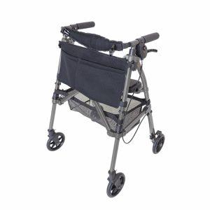 1712017 - Fold N Go Rollator Antraciet