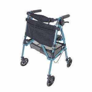 1712016 - Fold N Go Rollator Blauw
