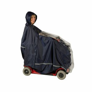 1711109 - Splash Scootmobiel Cape