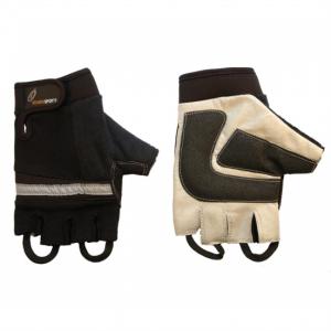 1711132 - RevaraSports Rolstoelhandschoenen Zwart