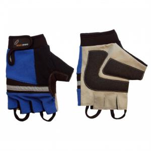 1711138 - RevaraSports Rolstoelhandschoenen Blauw