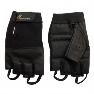 1711162 - RevaSports Lederen Rolstoel Zomerhandschoenen