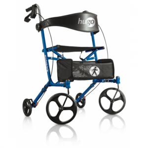 1712011 - Hugo Sidekick Rollator Blauw