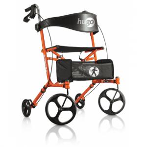1712012 - Hugo Sidekick Rollator Oranje