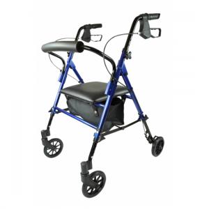 1712015 - Able2 Rollator Opvouwbaar Lichtgewicht