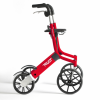 1712005 - TrustCare Let's Go Out Rollator Rood