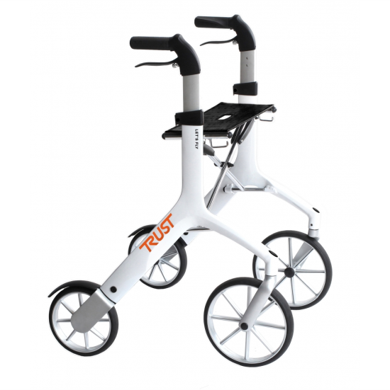 1712008 - TrustCare Let's Fly Rollator Wit
