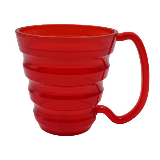 1820037 - Drinkbeker Voor Ouderen Rood Nieuw