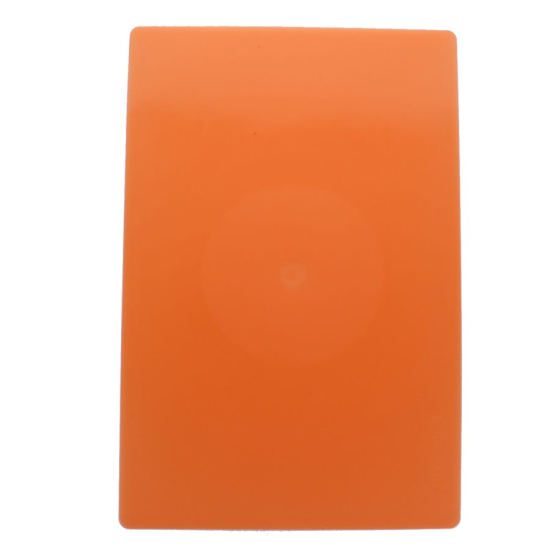 1820061 - Anti-slip Placemat Rood