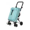 1824004 - Opvouwbare Duw Boodschappentrolley Blauw