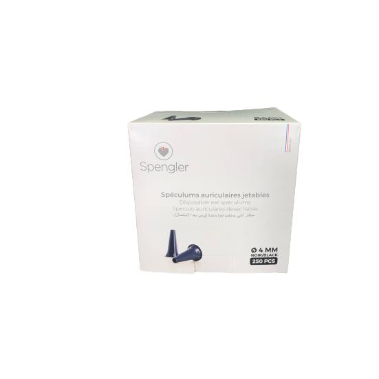 1822007 - Oorspeculum Grijs 4 mm Nieuw
