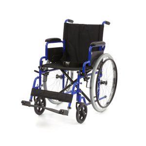 2111001 - Opvouwbare Rolstoel Dynamic Blauw