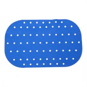 1719045 - Antislip Badmat Klein Blauw 2