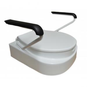 1721001 - Able2 Toiletverhoger Met Armleuningen