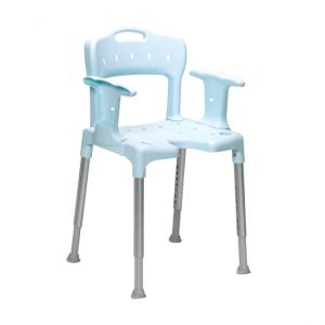1815039 - Douchestoel Etac Swift Blauw