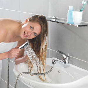 1819060 - Keukenkraan Handdouche