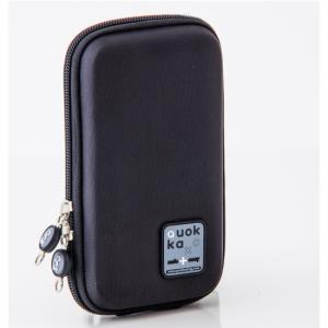 2511104 - Quokka Smartphone Tas Zwart