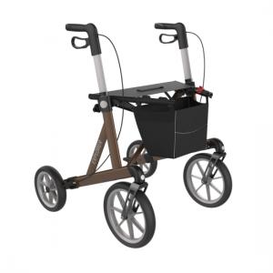2412033 - Explorer Outdoor Rollator Bruin