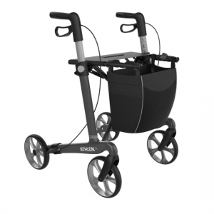 2412038 - Athlon Carbon Rollator Antraciet
