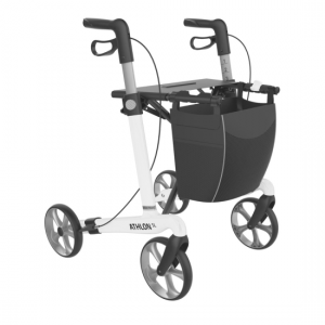 2412039 - Athlon Carbon Rollator Wit