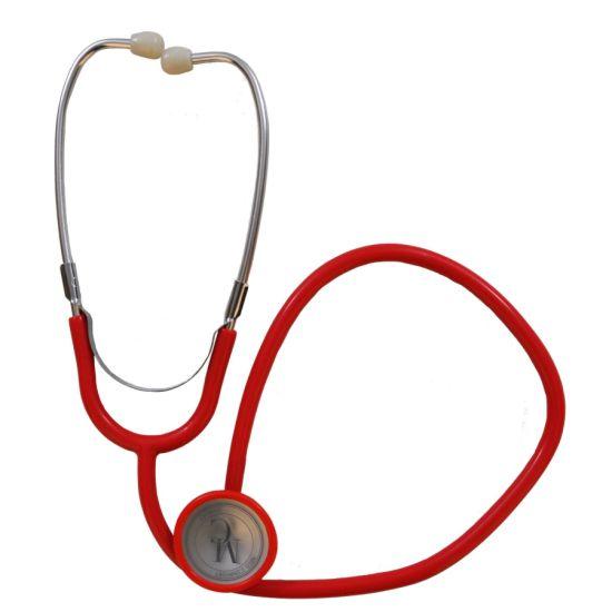 1922013 - Verpleegster Stethoscoop Rood