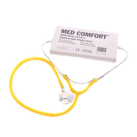 1922014 - Verpleegster Stethoscoop Geel