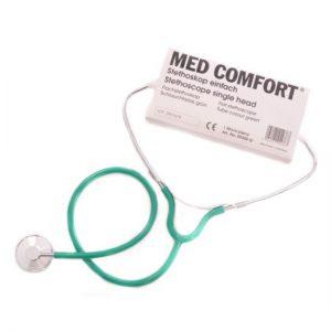 1922015 - Verpleegster Stethoscoop Groen