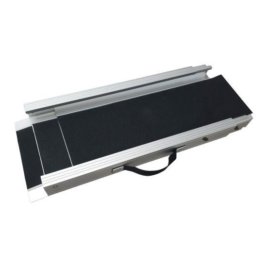731001 - Aluminium Oprijplaten Uitschuifbaar