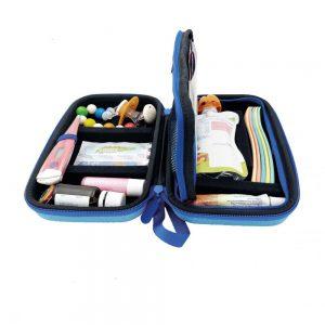 1713025 - Medicijn Etui Baby Blauw