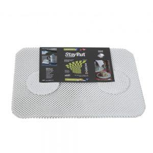 1720004 - Antislip Placemats Set Wit