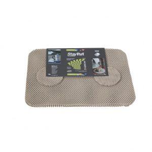 1720006 - Antislip Placemats Set Beige