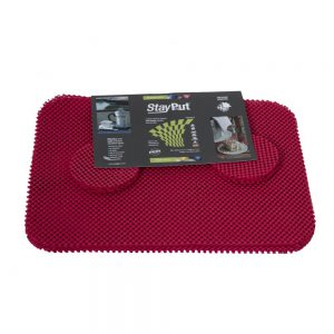 1720009 - Antislip Placemats Set Rood