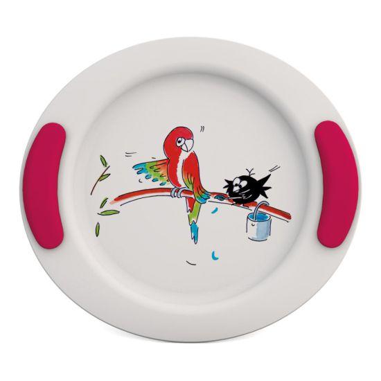 2920092 - Kinderbord Papegaai Rood
