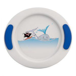 2920095 - Kinderbord Walvis Blauw