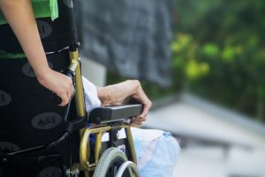 veilig gebruik rolstoel